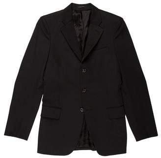 Miu Miu Woven Three-Button Blazer