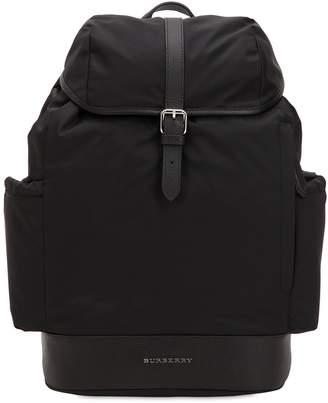 Burberry Nylon Backpack