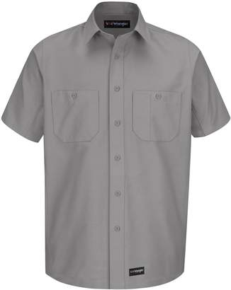 Wrangler Men's Workwear Work Shirt