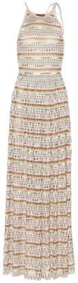 Missoni Crochet maxi dress