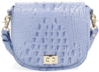 Brahmin Mini Sonny Leather Crossbody Bag $225 thestylecure.com