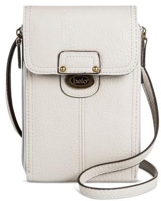 Bolo Wallet Bolo Lt Grey Solid $19.99 thestylecure.com