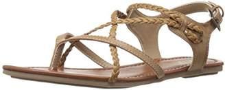 MIA Women's Adrianna Flat Sandal