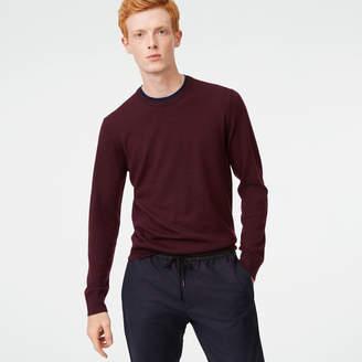 Club Monaco Merino Double-Collar Sweater