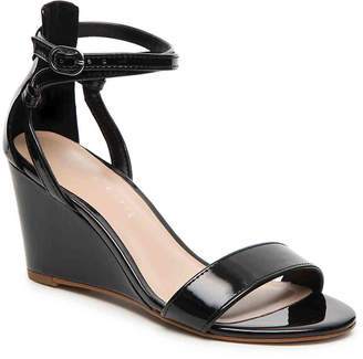 Women's Tamra Wedge Sandal -Nude $60 thestylecure.com