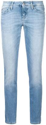 Cambio cropped skinny jeans