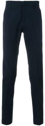Dondup slim-fit suit trousers