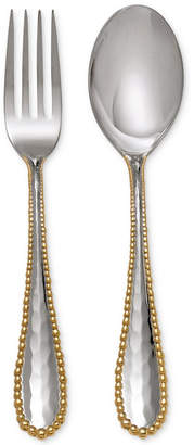 Michael Aram Molten Gold Collection 2-Pc. Serving Set