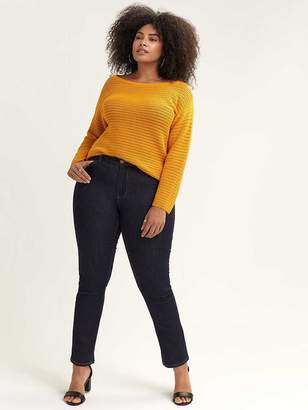 Slightly Curvy, Straight Leg Jean - d/c JEANS