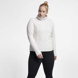 018071707f61e Nike Hyperwarm Long Sleeve Top Plus Size - Women's