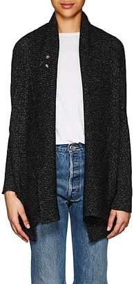 Zadig & Voltaire Women's Mystic Deluxe Cashmere Cardigan - Black