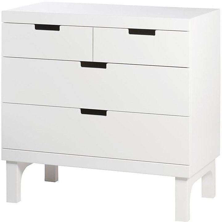 Argington Sahara Chest of Drawers - White