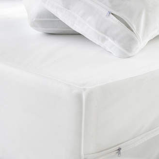 PERMAFRESH Permafresh Antibacterial Mattress and Pillow Bed Protector Set