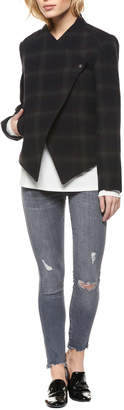 Dex Plaid Jacket