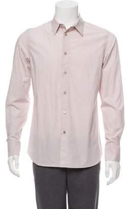 Marni Woven Button-Up Shirt