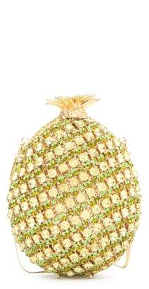 Natasha Accessories Pineapple Clutch