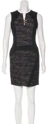 Ali Ro Tweed Mini Dress