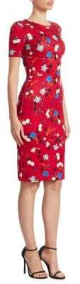 Erdem Essie Sheath Dress