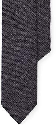 Ralph Lauren Tick-Weave Narrow Tie