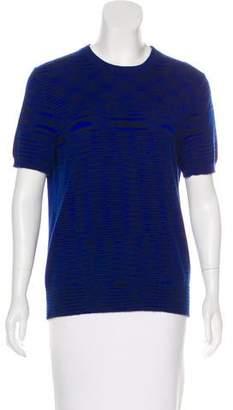 Michael Kors Cashmere Striped Sweater