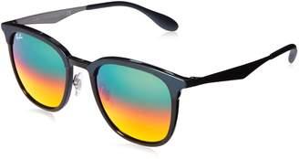 233fc7d351 Ray-Ban RB4278 Non-Polarized Iridium Square Sunglasses