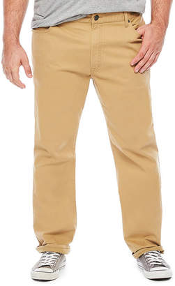 U.S. Polo Assn. USPA Flat Front Pants-Big and Tall