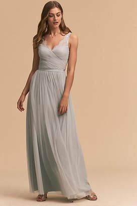 Anthropologie Fleur Wedding Guest Dress
