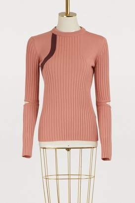 Nina Ricci Long-sleeved pullover
