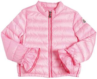 Moncler Nylon Down Jacket