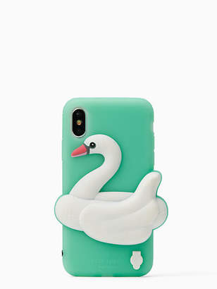 Kate Spade Swan iphone x & xs case