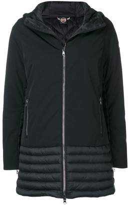 Colmar panelled padded parka