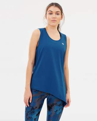 Running Bare Lotus Tie Side Workout Tank