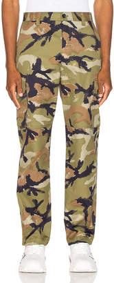 Valentino Cargo Pants in Iguana | FWRD