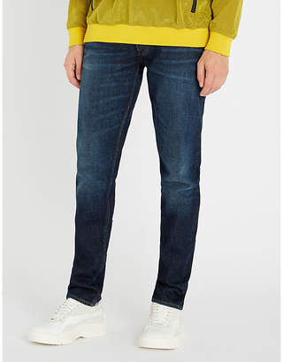 Stone Island Regular-fit tapered jeans