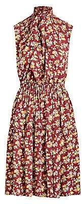 Polo Ralph Lauren Women's Sleeveless Floral Dress