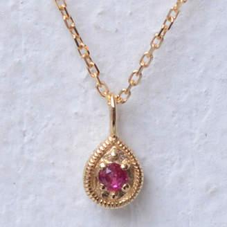 ソーイ sowi 【K18・誕生石】12の宝石のしずくたち 7月