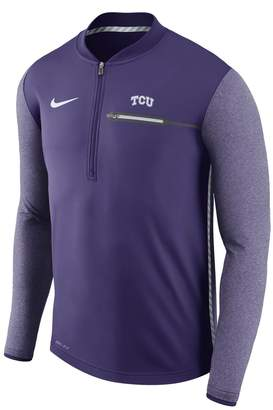 Nike Men's TCU Horned Frogs Coach Pullover