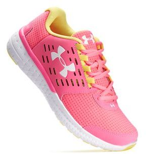 Under Armour Micro G Motion Grade School Girls' Running Shoes $64.99 thestylecure.com