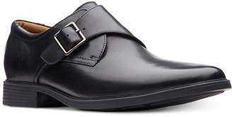 Clarks Men's Tilden Style Monk Strap Loafers Men's Shoes