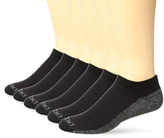 Dickies Men's Dri-Tech Moisture Control 6-Pack Low Cut Socks