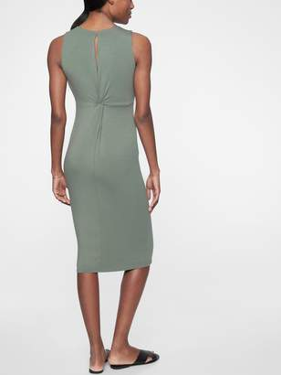 Athleta Twist Back Dress