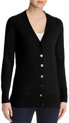 Bloomingdale's C by Cashmere Grandfather Cardigan - 100% Exclusive