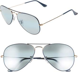 4a2bf439464 Ray-ban Metal Classic Aviator Sunglasses - ShopStyle