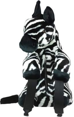 Dolce & Gabbana Faux Fur Plush Backpack