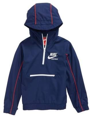 Nike Sportswear Quarter Zip Hoodie