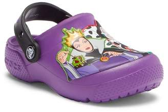 Crocs Funlab Disney Villain Clog (Toddler & Little Kid)