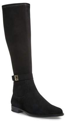 Kate Spade Verona Stretch-Suede Knee Boots