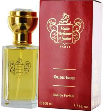 Maitre Parfumeur et Gantier Or Des Indes Eau De Toilette Spray