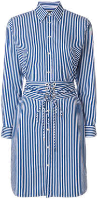 Polo Ralph Lauren belted shirt dress