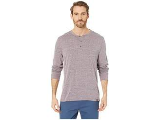 Threads 4 Thought Tri-Blend Long Sleeved Henley